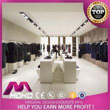Best Price New Design Lady Clothes Shop Decoration