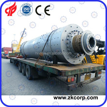 Raw mill for mini cement plant