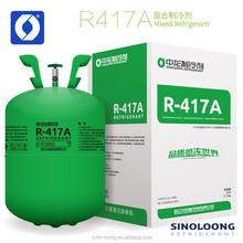 Sinoloong mixed refrigerant gas R417A
