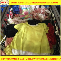 Hot Sale Used Clothing from Australia Lower Price Good Quality