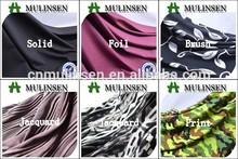 mulinsen textil de alta calidad para hacer punto del spandex impreso poliester dty tela