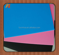Vacuum forming excellent abrasion resistance abs laser engraving sheet/board/plate