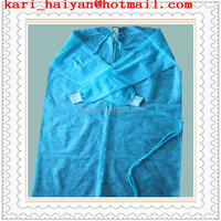 Sample Available Medical Nonwoven Disposable Surgical Gown Doctor Uniform for Female