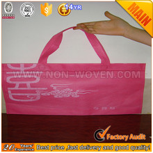 Wholesale tnt nonwoven Fabric shopping bag