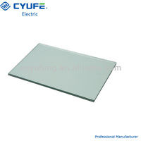 Explosion-proof tempered glass for switch cabinet