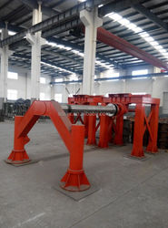 RCC pipe machinery for precast concrete pipes