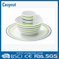 disposable melamine tableware for hotel & restaurant