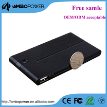 2014 best gifts power bank 5000mah for laptop