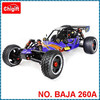 rc baja 5b 1/5 Gas enhine 26cc rc gas buggy factory price