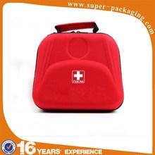 2015 Wholesale household portable mini travel eva first aid bag for car