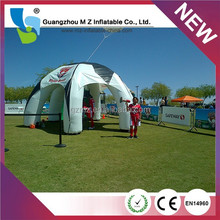 200N Tear Strength Good Quality Large Inflatable Tent