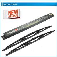 Fast shipping!22'' bayonet pin slide pin U HOOK wiper arms frame wiper blade pair packing