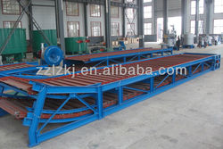 ISO certification waste paper equipment of China manufactuer stainless steel chain conveyor