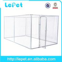 wholesale large outdoor dog fence/portable dog fence/animal cage
