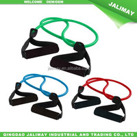 Custom Exercise With Resistance Band Handles