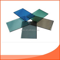 3-12mm ( Off-line Coated /Soft coating glass) Reflective Glass price WITH CE,ISO9001:2000,CCC,EN12150