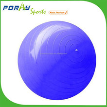 Anti-burst Eco-friendly PVC Gym Ball Exercise Ball Yoga Ball