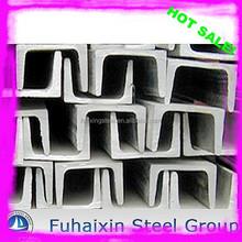 Steel U-Shaped Channels