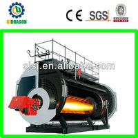 cheap high pressure 8 ton diesel fired gas steam boiler