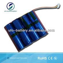 LiFepo4 Battery 38120 12V 10Ah Lithium Iron Phosphate Battery 12v lithium ion car battery For Golf Cart, EV,Solar System