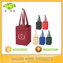 Wine Bottle Tote Bag (2 Bottle)
