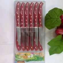 Thailand Thai Peeler Fruit Vegetable Carving Knife Blade Culinary Art Tool