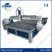 2000mm*4000mm high accuracy FM2040 hobby funiture carving cnc router