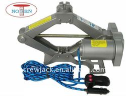 1.5 ton Electric Powered Car Jack 12V DC with CE Certificate