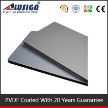 Alusign construction materials kitchen wall panel outdoor wall covering panel aluminum composite