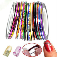 MELODI wholesale suppliers nail art strip for nail art design