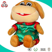 Custom Cute High Quality Plush Dog Toy With Long Legs