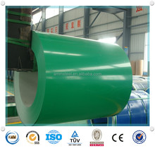 color coated coil/sheet metal roofing rolls/prepainted steel coil prime