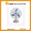 2015 Hot sale DC12V/15W solar powered fan/solar table fan OS-F1620