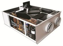 Heat Recovery Ventilation with Heat Pump - VHR 20 DX
