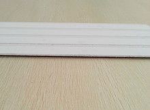 MDF white primed wall paneling indoor decorative insulated panels