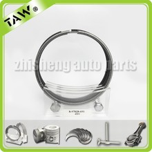 engine piston ring,big and pure gold ring 4HF1 8-97028-691