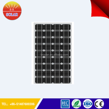 High Efficiency 80W Flexible Solar Panel