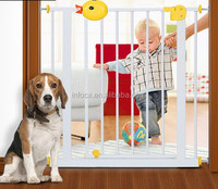 High quality baby safety gate/pet friendly gate