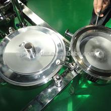 Ultra Fine Powder Finesss 2 to 45um Pulverizer micronizer jet mill
