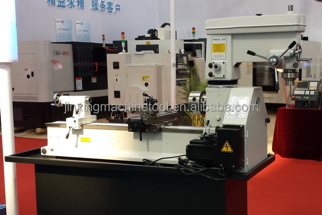 lathe milling and drilling machine