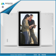 Tablet Toy For Children 7inch AllWinner A13 q88 tablet Android 4.1 /1.2GHz 512MB/4GB+Webcam+WiFi+HDMI Tablet PC