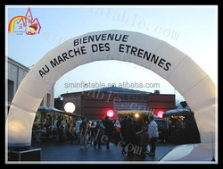 custom made inflatables/outdoor inflatable arch/advertising arches