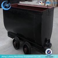 coal mining tramcar/mining rail car/mining ore tramcar