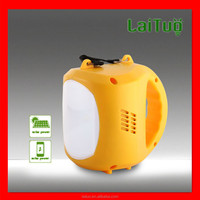 yuyao popular led solar panel power garden lights
