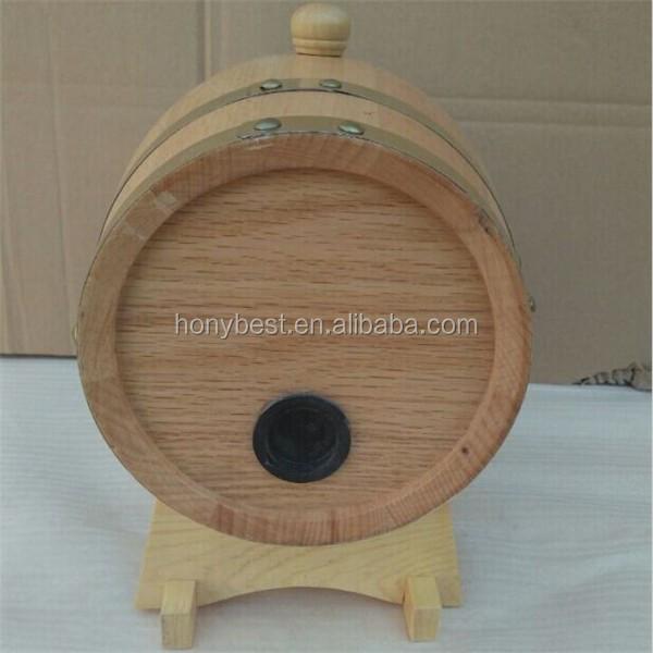 Original Oak Wine Barrel,Solid wooden Beer Barrel Keg,225 Liter Beer Barrel-1.jpg