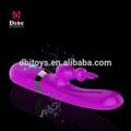 venta caliente de color púrpura de pene muy fuerte vibradores para las mujeres