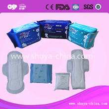 far-infrared napkin pad whisper brand sanitary pad
