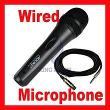 Handheld Dynamic Wired Condenser Microphone MIC for broadcasting, KTV singing, recording, and television studios