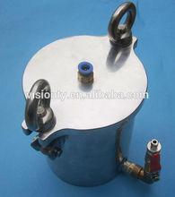 1L tanque de presión presión de acero inoxidable tanques