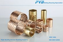 Bronze Wrapped Bearing Factory,Rolled Bronze Bearing,Bronze Sliding Bearing
